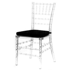Cadeiras Tiffany para Locação