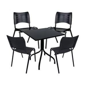 Aluguel de Mesas e Cadeiras ISO