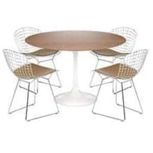 Aluguel de Mesas e Cadeiras Bertoia