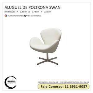 Aluguel de Poltronas Swan