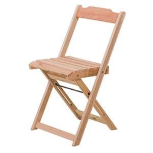 Aluguel de Cadeiras de Madeira Dobráveis