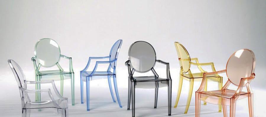 Aluguel de Cadeiras Louis Ghost