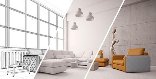 serviços de projetos 3d em aluguel de móveis para festas eventos empresa